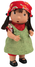 Кукла Tilina Пикник