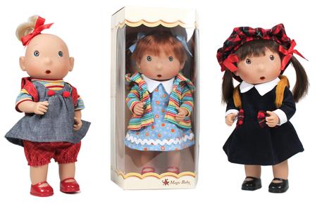 Кукла Tilina Цветочек