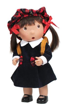 Кукла Tilina Ученица