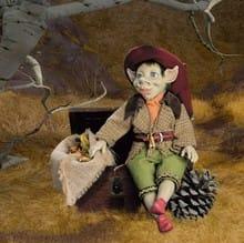 Кукла Уксмаль сказка и легенда (радость)