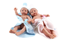 Младенец RN мальчик в одеяльце 27 см